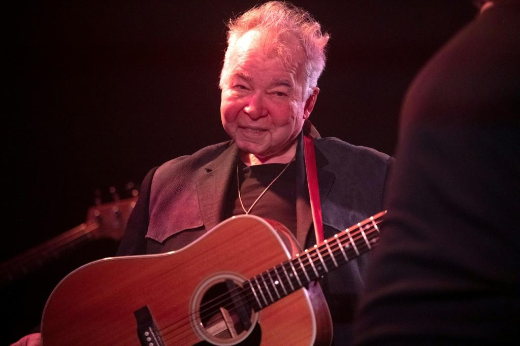 Singer John Prine's 1971 self-titled debut album was a critical hit, a first collection of his unique social commentary and protest songs that would make him a staple of Americana for decades to come