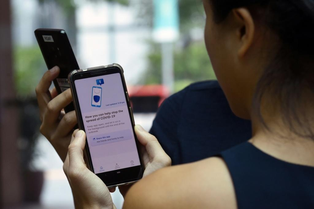 Singapore is among the countries using contact-tracing smartphone apps to track the coronavirus. A collaboration between Google and Apple could enable these apps to be more effect by crossing over the iOS and Android mobile systems