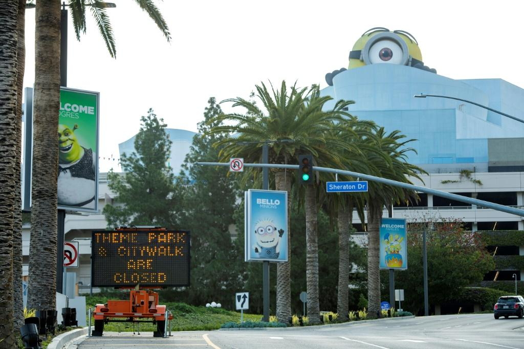The pandemic has forced the closing of thousands of businesses including Universal Studios Hollywood, adding to the jobless rolls