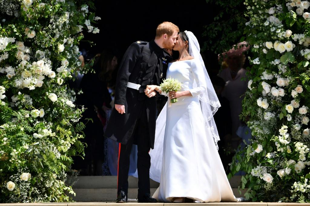 Waight Keller created Meghan Markle's wedding dress for her 2018 marriage to Britain's Prince Harry
