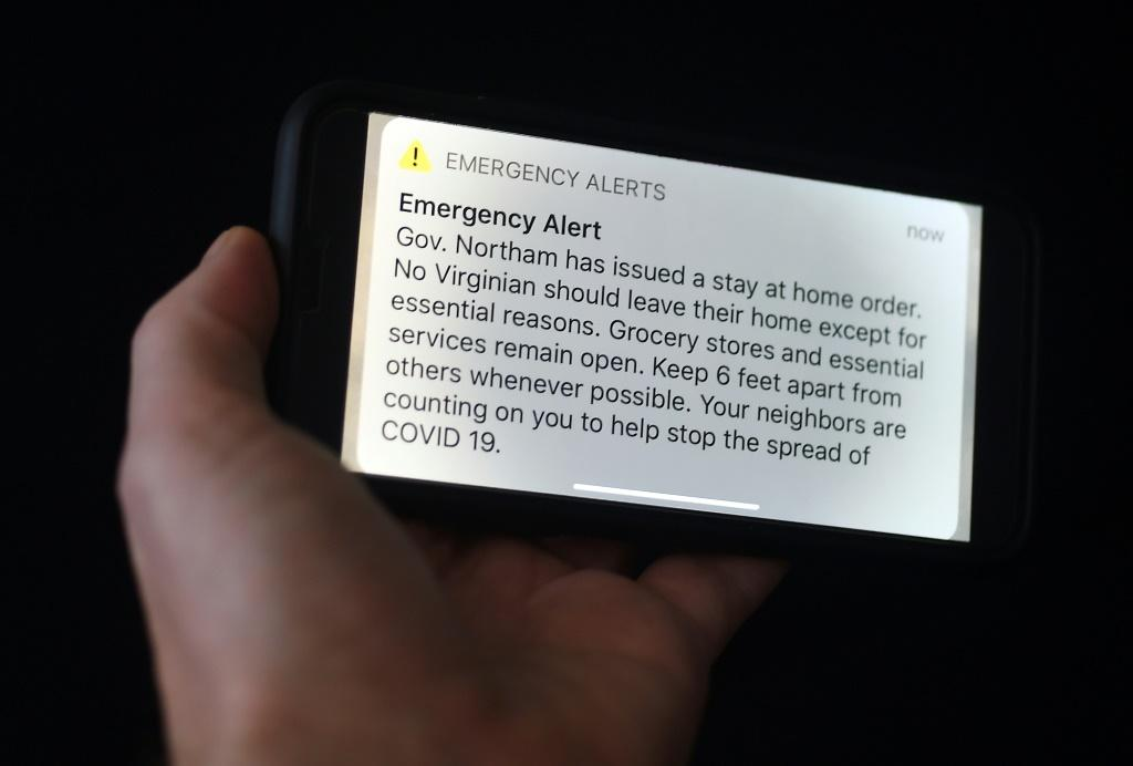 A steady stream of emergency alerts and grim news has prompted some people to seek out uplifting stories
