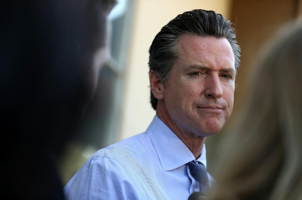 Governor Gavin Newsom imposed stay-at-home orders on all 40 million Californians on March 19