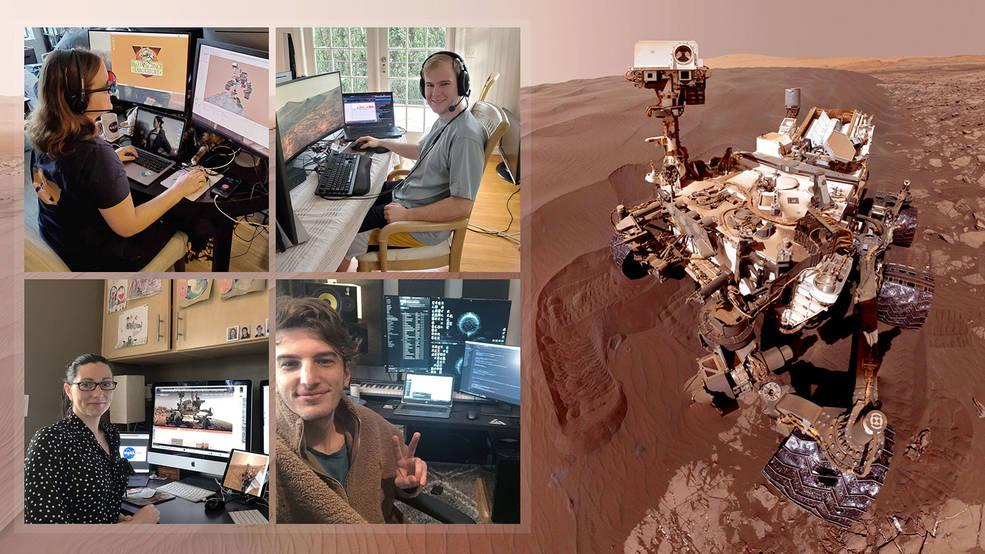 This is how NASA team is operating Curiosity rover amid Coronavirus lockdown