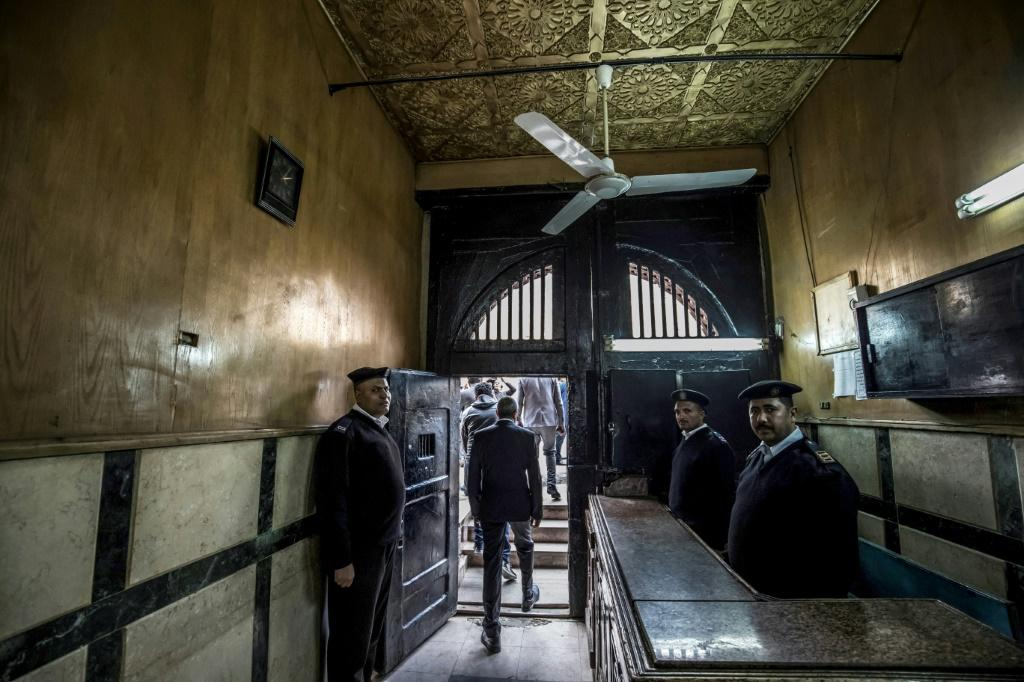 Egyptian authorities have rejected pleas to free up overcrowded jails