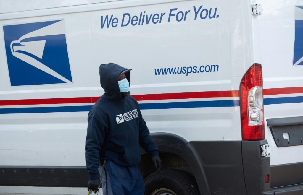 The US Postal Service is a mainstay of American life but has struggled to remain profitable in the age of digital communications -- and because of accumulated debt