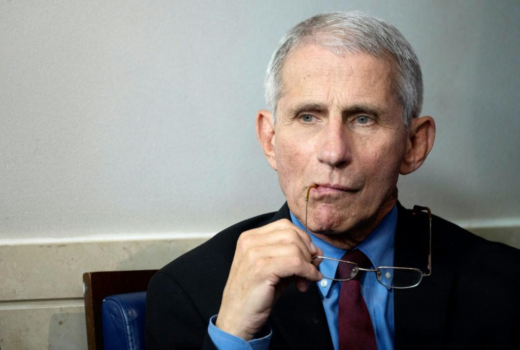 Anthony Fauci, the head of the US National Institute of Allergy and Infectious Diseases, has emerged as a new national hero during the coronavirus crisis