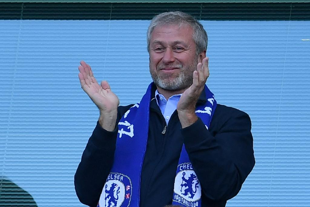 Chelsea owner Roman Abramovich bought the club in 2003