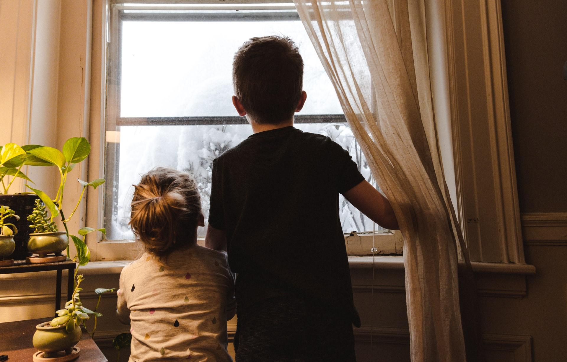 coronavirus stay-at-home orders may be taking a toll on your kids