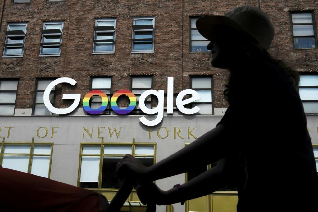 The earnings report of Google parent Alphabet eased fears the pandemic would devastate digital ad revenue that is the internet firm's income engine