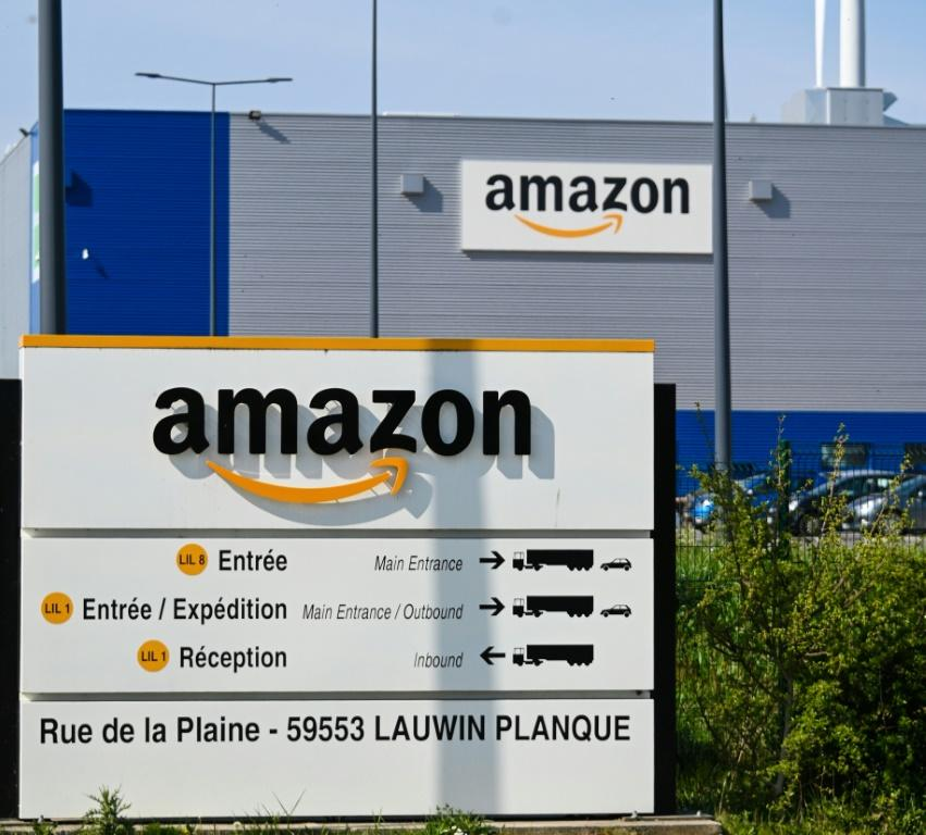 Amazon shut its warehouses in France rather than limit its sales to essential items