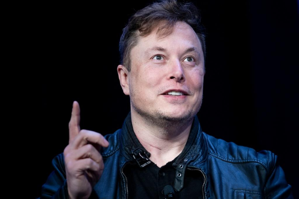Elon Musk, the founder of Tesla and SpaceX