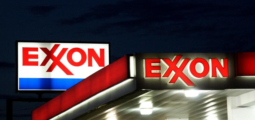 Exxon Mobil's loss comes amid an unprecedented drop in oil prices, with US futurestemporarily sinking into negative territory in April amid a supply glut