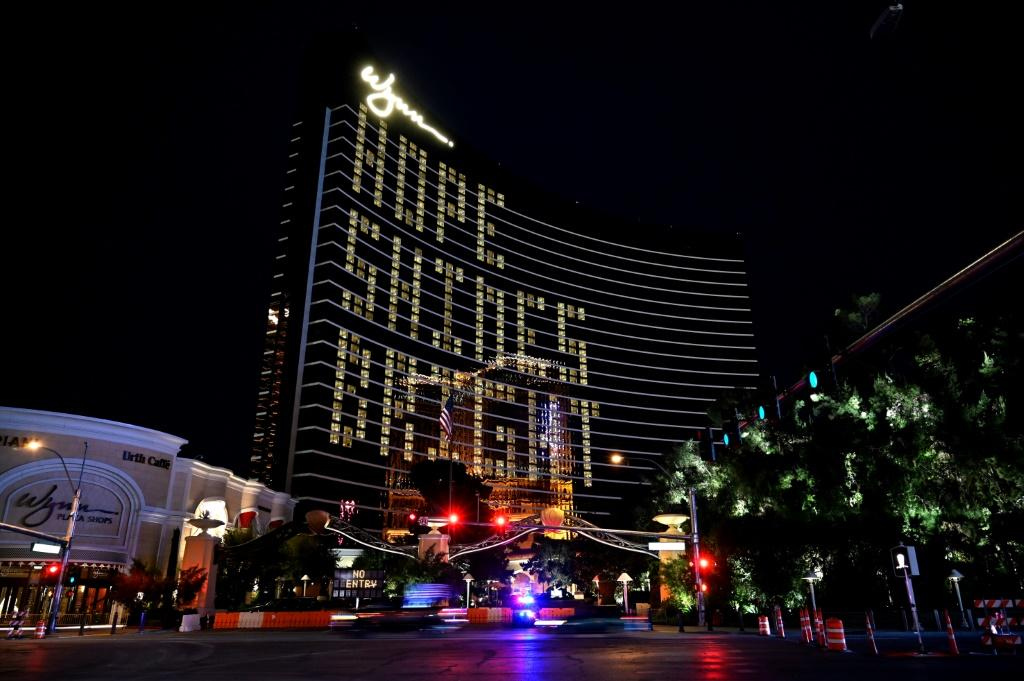 Beneath the quiet of the world-famous Las Vegas Strip, the city is in turmoil