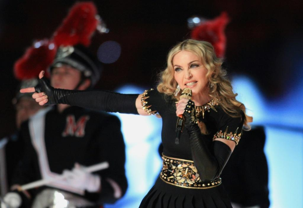 Madonna said both she and many of her cast of singers and dancers were ill