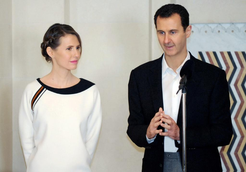 Some reports suggest that Assad's wife Asma has played a role in order to secure the future of her son