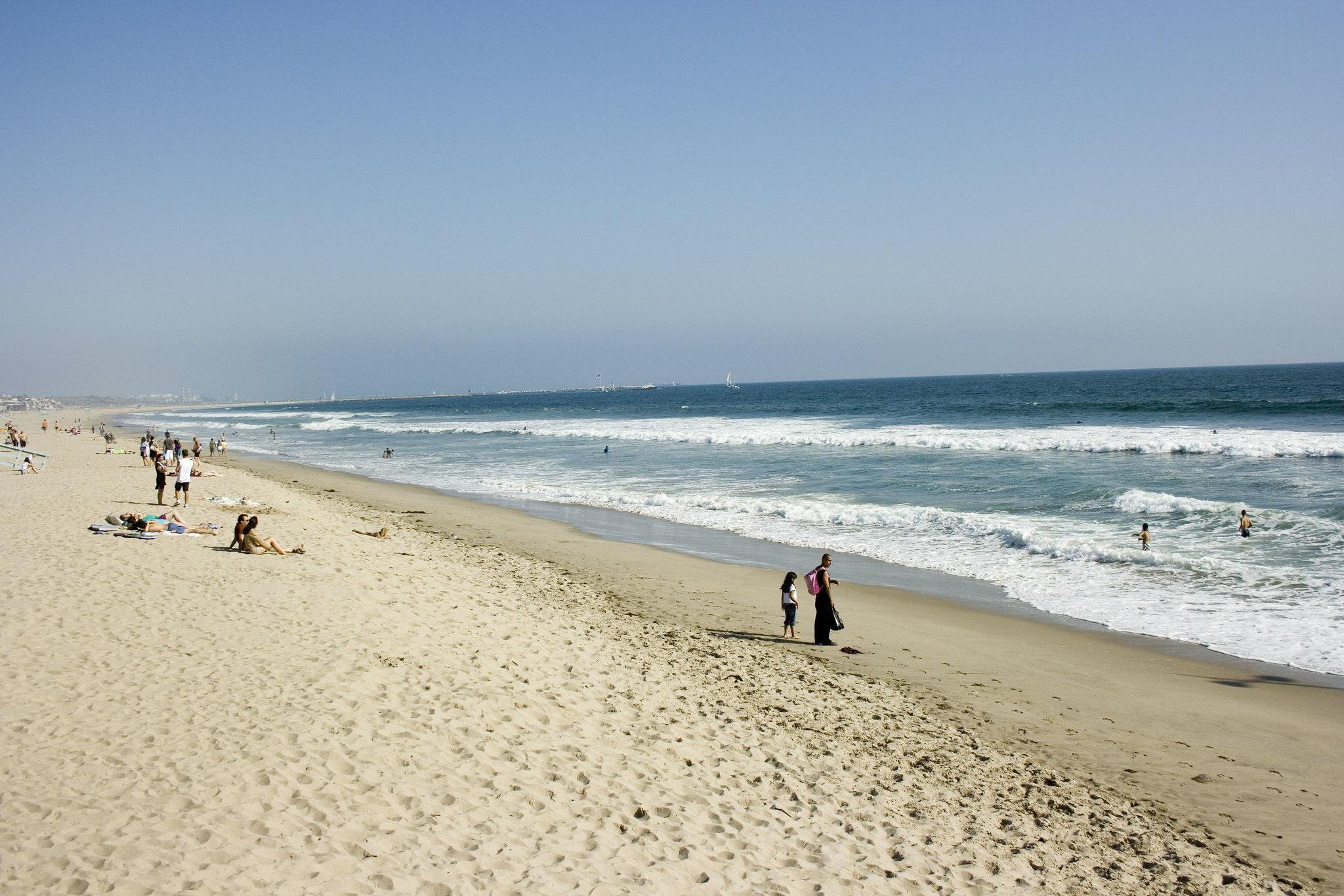 Los Angeles County Beach