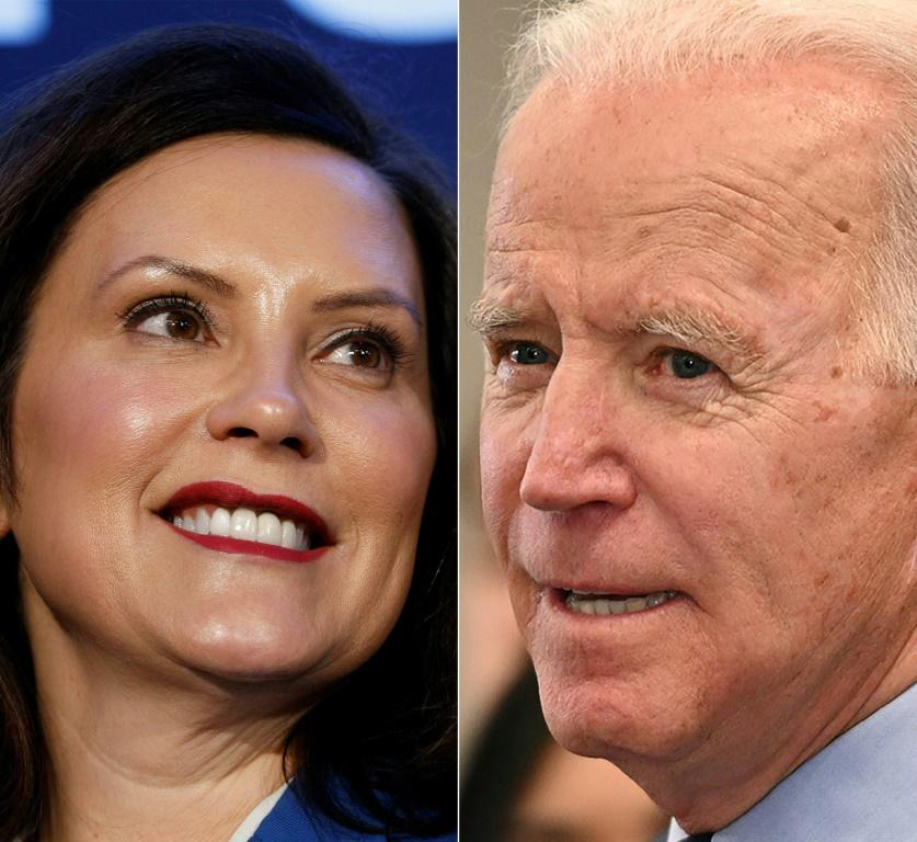 Michigan Governor Gretchen Whitmer is considered a potential running-mate for presumptive Democratic presidential nominee Joe Biden in the November election