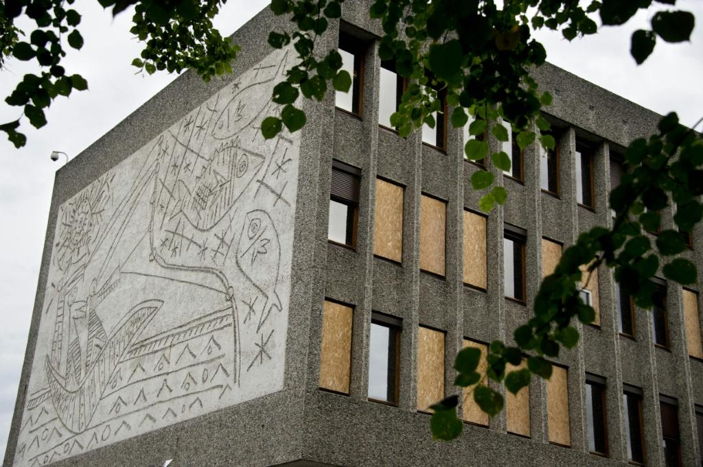 Y Block was damaged in rightwing extremist Anders Behring Breivik's July 2011 attacks and is now set for demolition