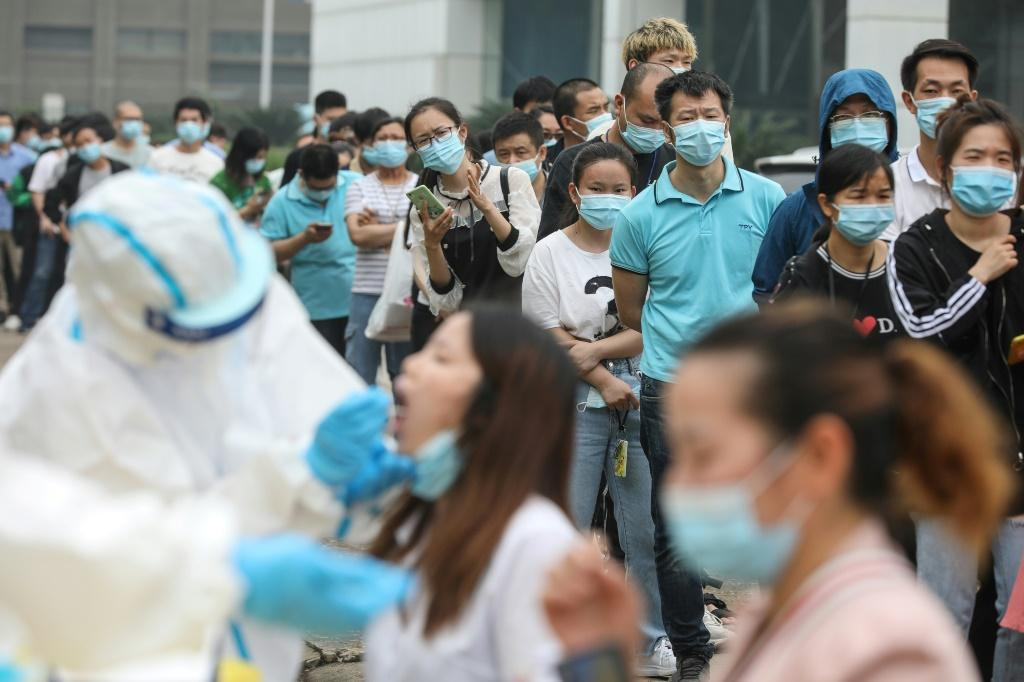 There are also doubts about China, where the pandemic began, though officials insist the situation is now under control