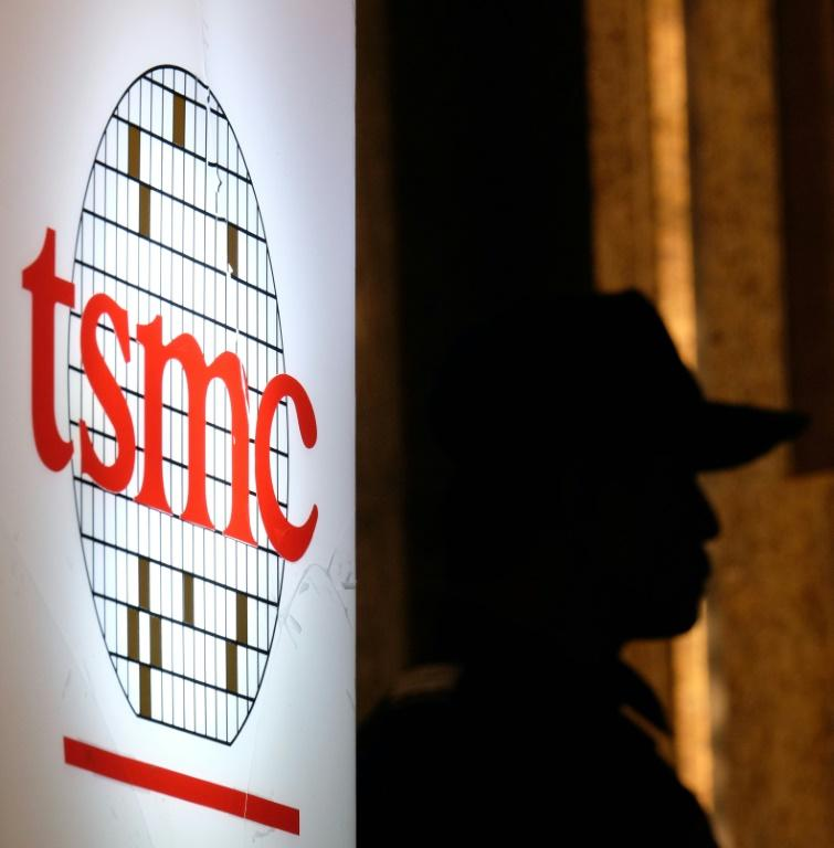 TSMC is the world's largest contract microchip maker and produces the processors that provide the computing muscle for everything from iPhones to servers