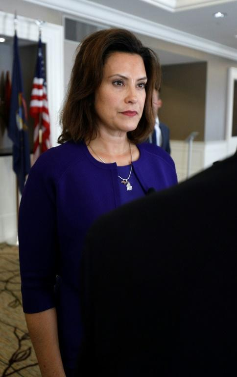 Michigan Governor Gretchen Whitmer has faced criticism for strict stay-at-home orders that are beginning to ease on better trends for the coronavirus in Detroit