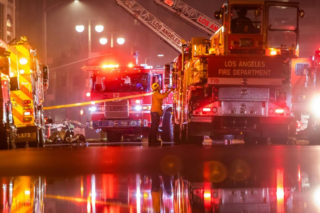 Fire officials said the building where the blast occurred housed a business -- Smoke Totes Wholesale Distribution -- that sold smoking and vaping paraphernalia