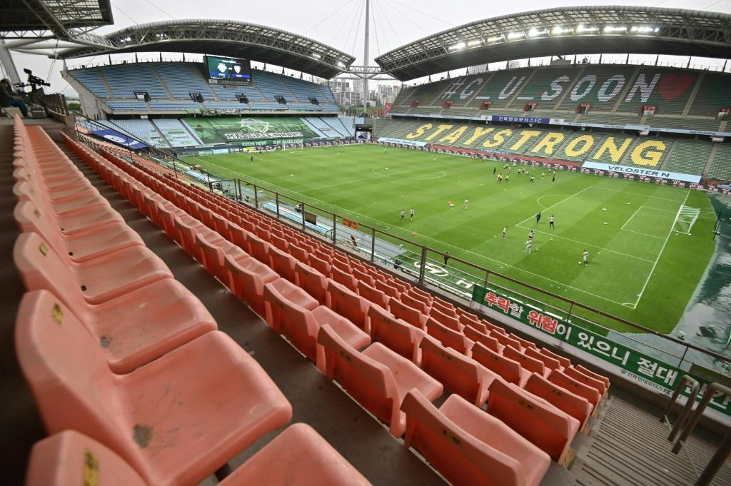 Empty stands are an unwelcome sight for fans and players