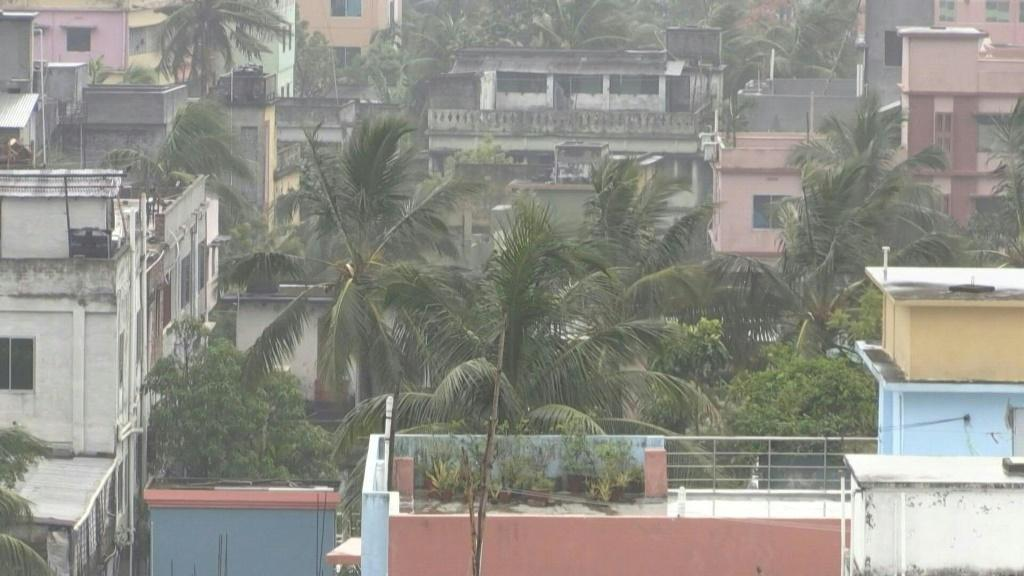 Khulna city in Bangladesh is bracing itself for the Bay of Bengal's fiercest cyclone this century with forecasts of a potentially devastating storm surge.