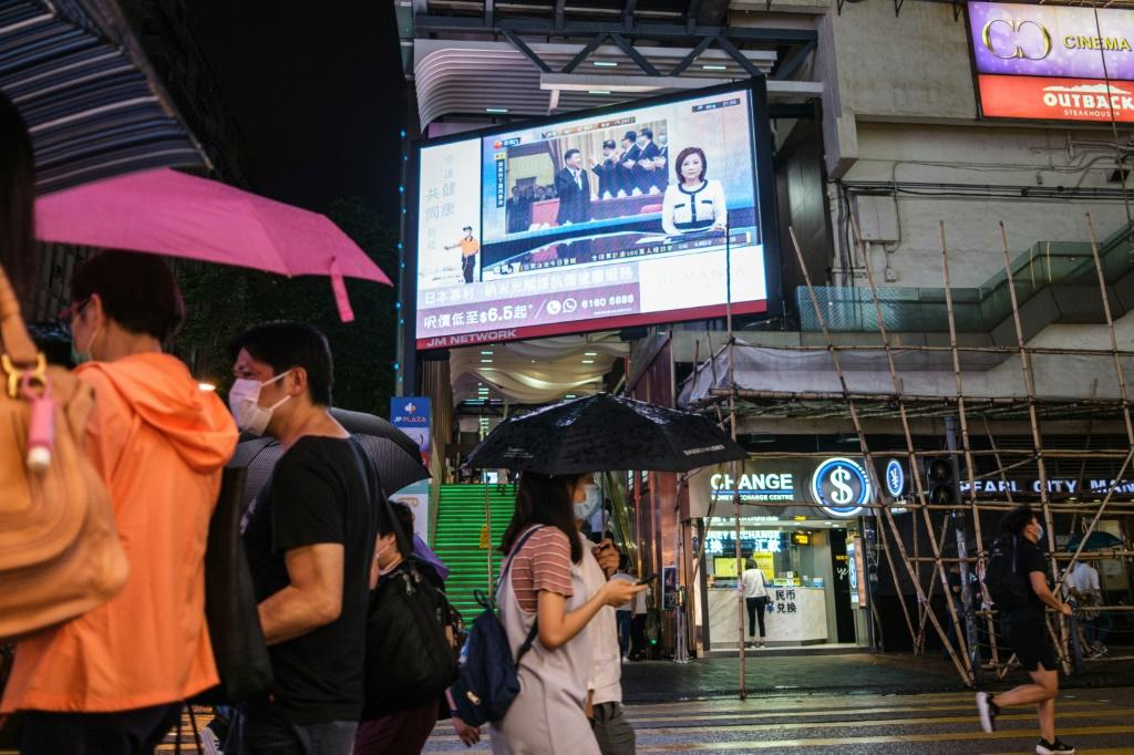 Beijing has made clear it wants new security legislation passed after Hong Kong was rocked by massive and sometimes violent pro-democracy protests last year