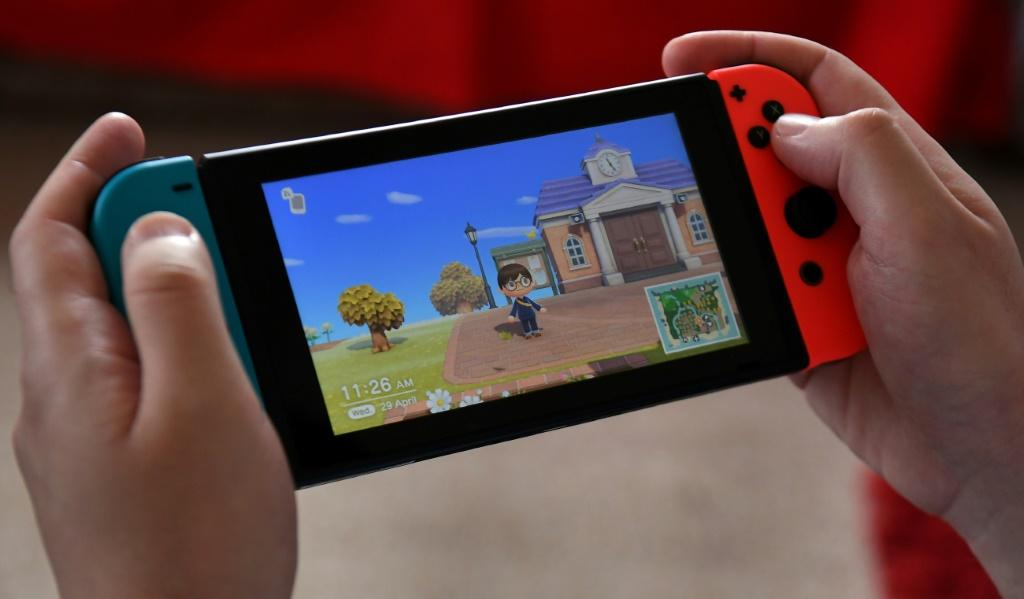 Games like Nintendo's Animal Crossing gained ground during the virus lockdowns, helping to fuel record sales in the sector in the United States, according a market trackers