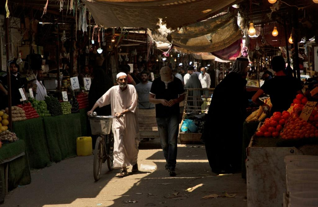 Shiite Iraqis will mark the start of Eid al-Fitr on Monday, while their Sunni compatriots will begin celebrations on Sunday