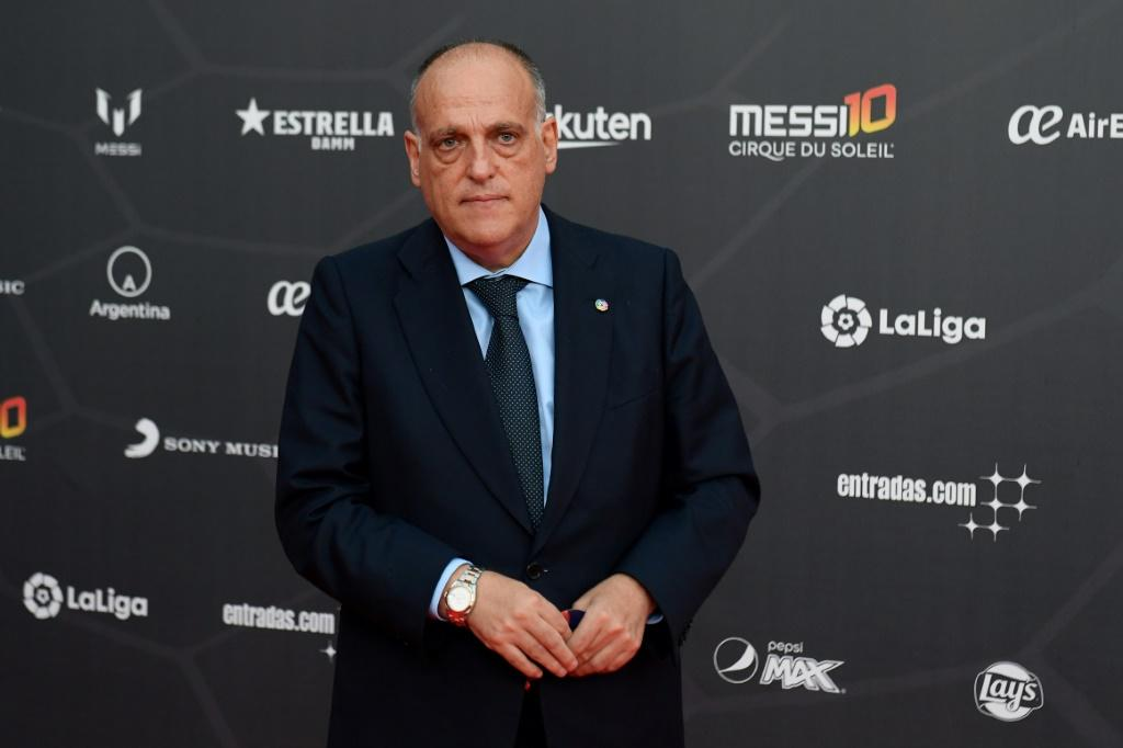 'Game for all of Spain': Javier Tebas