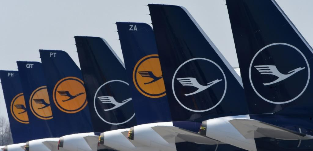 With the airline losing one million euros per hour Lufthansa urgently needs a rescue