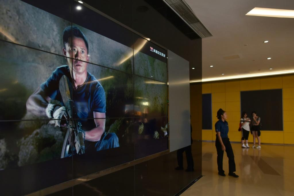 A new breed of Chinese diplomats have been named Wolf Warriors after a blockbuster patriotic movie
