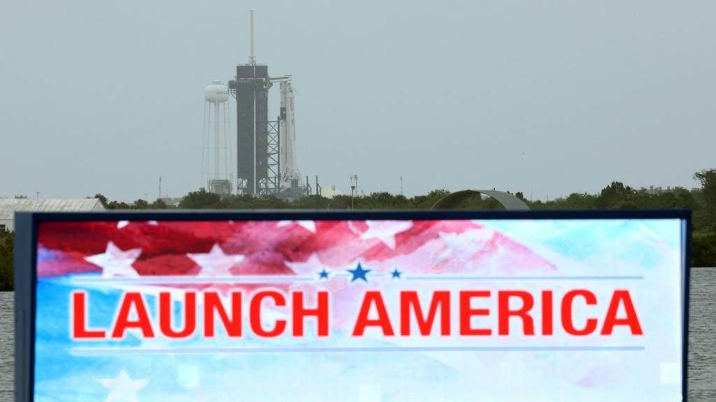 Watch NASA and SpaceX Launch its First Crewed Mission