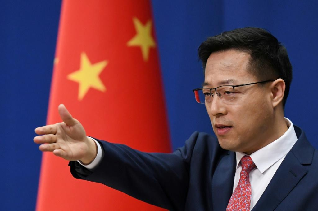 Chinese foreign ministry spokesman Zhao Lijian has raised eyebrows by promoting conspiracy theories that the US army may have brought the virus to China