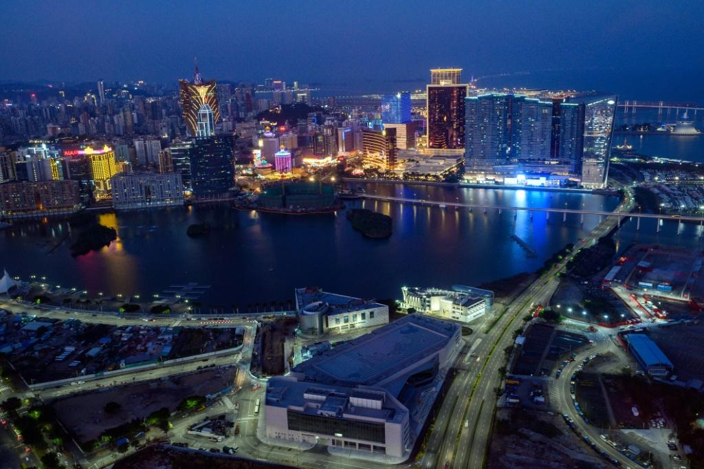 Ho presided over a casino empire in the Chinese territory of Macau