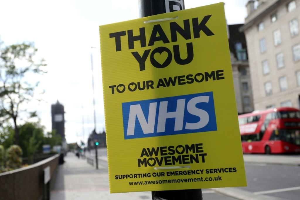 In spite of the public support in the UK, NHS workers are struggling with the strain