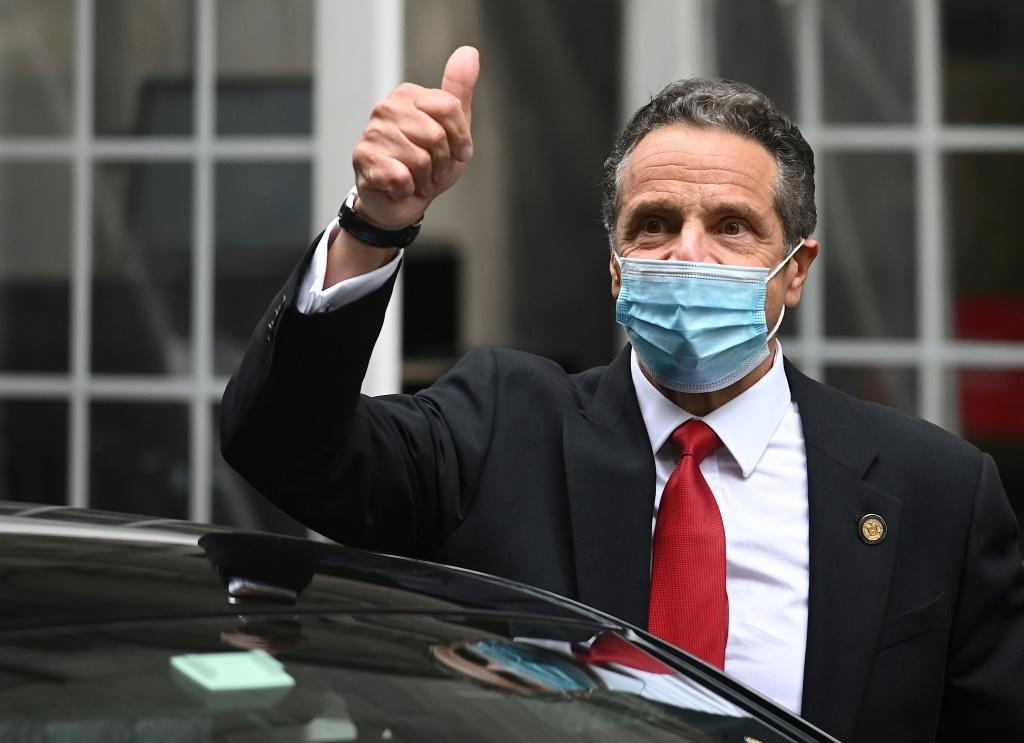New York Gov Andrew Cuomo has joined the call for federal aid for state and local governments