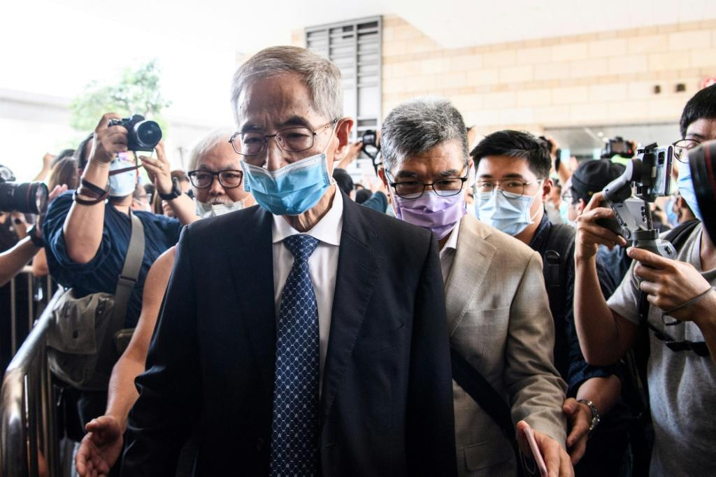 Among those arrested recently was Martin Lee, a prominent barrister and rights activist in his 80s