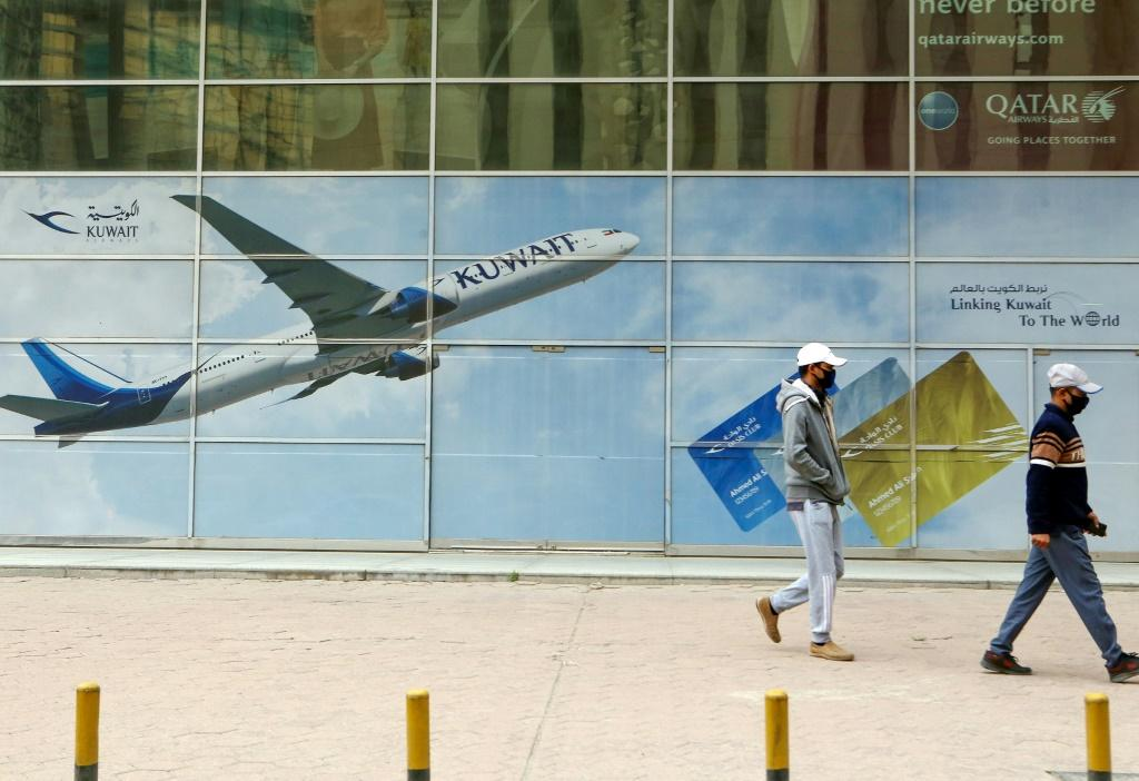 """State-owned Kuwait Airways said it will lay off 1,500 expatriate employees due to """"significant difficulties"""" caused by the coronavirus pandemic"""