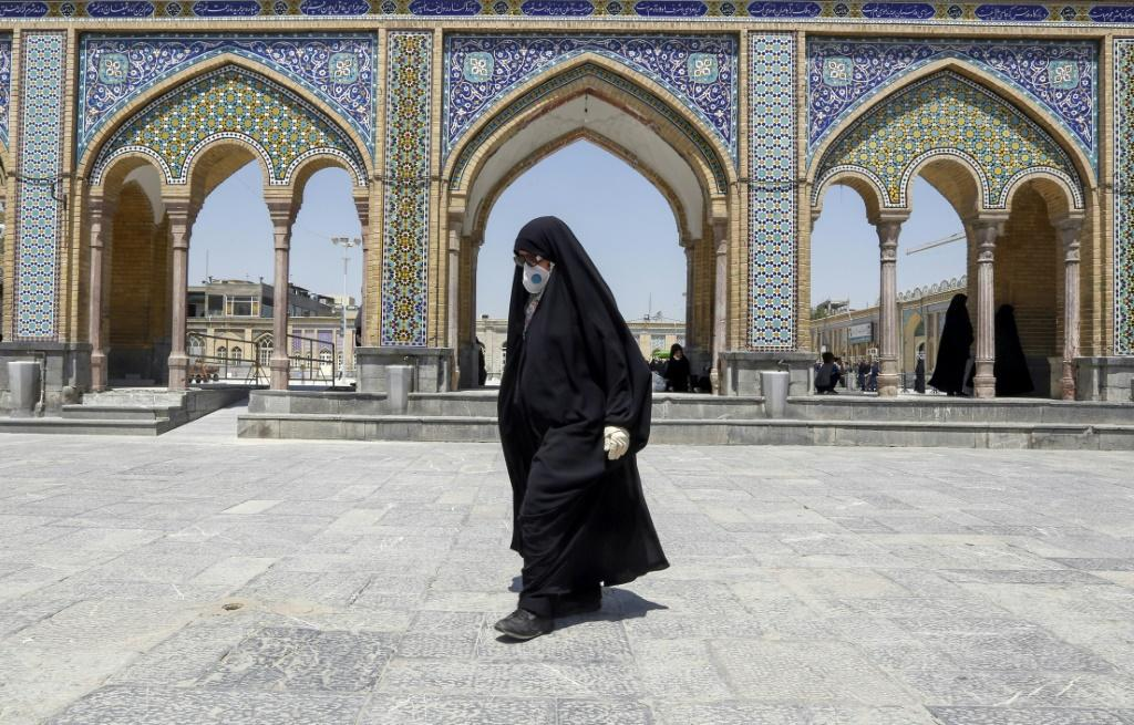Iran has reported the highest number of daily infections since the virus first emerged there in February