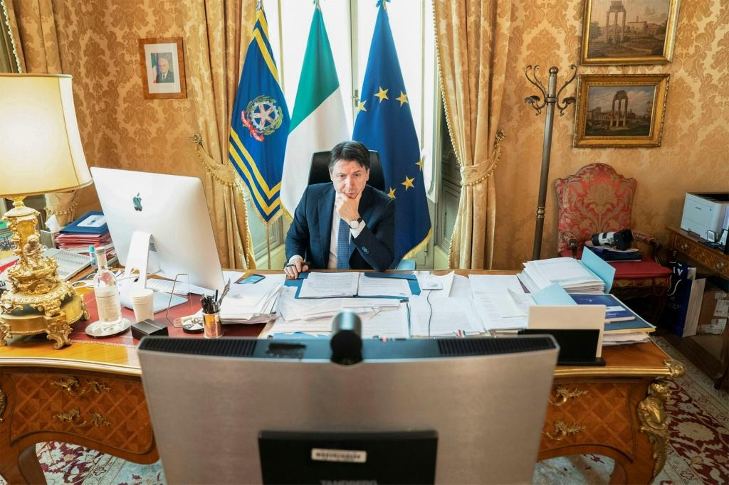 Along with France and Germany, Conte was a driving force behind the 750-billion-euro European recovery plan agreed last month
