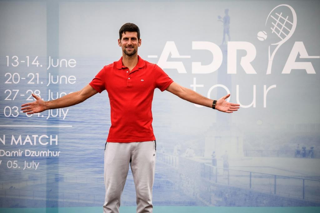 'Extreme' conditions in New York worry Novak Djokovic