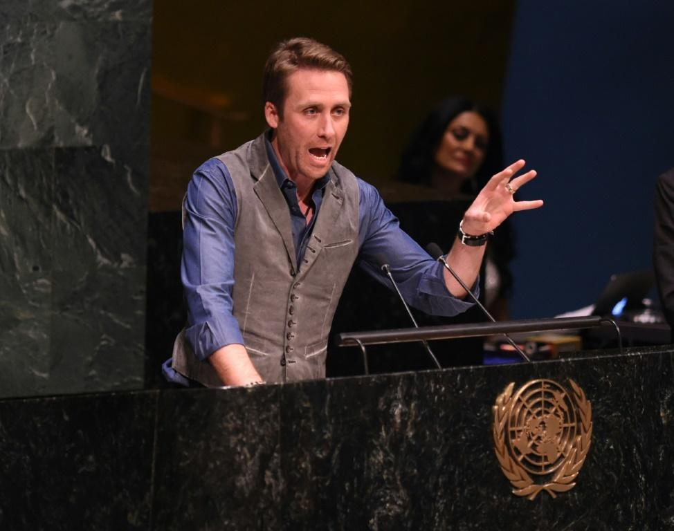 Philippe Cousteau says the means to saving the oceans are known. It's simply a matter of will