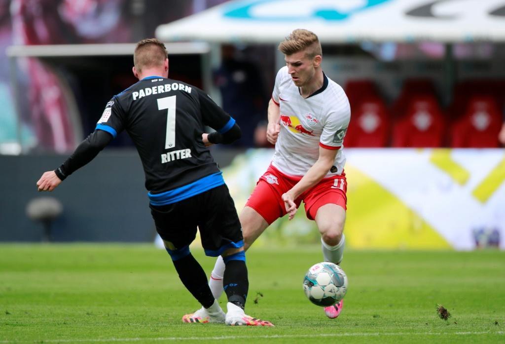 Timo Werner is reportedly set to move to Chelsea next season