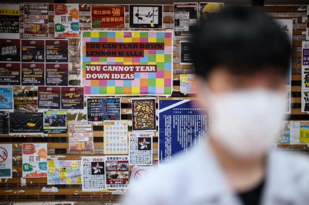 Activists are now concerned that a sweeping national security law proposed by Beijing could further erode Hong Kong's unique freedoms