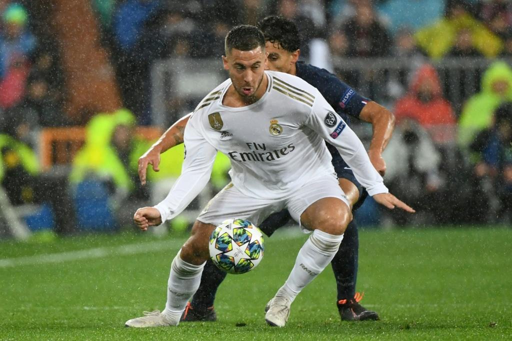 Eden Hazard has endured a nightmare first season at Real Madrid but could make amends in the final 11 games.