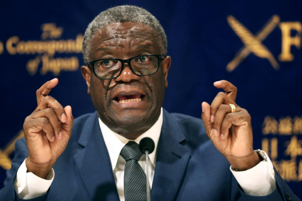 Congolese Nobel laureate Denis Mukwege has quit a local coronavirus taskforce, saying its work has been hamstrung by problems