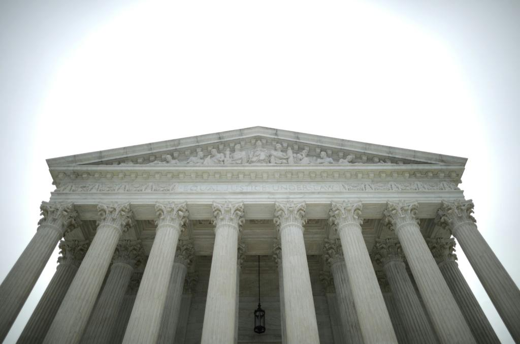Target of Trump's ire: the US Supreme Court